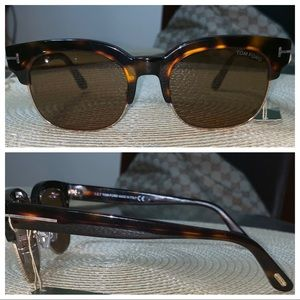 New Men's Tom Ford Sunglasses Summer Sale